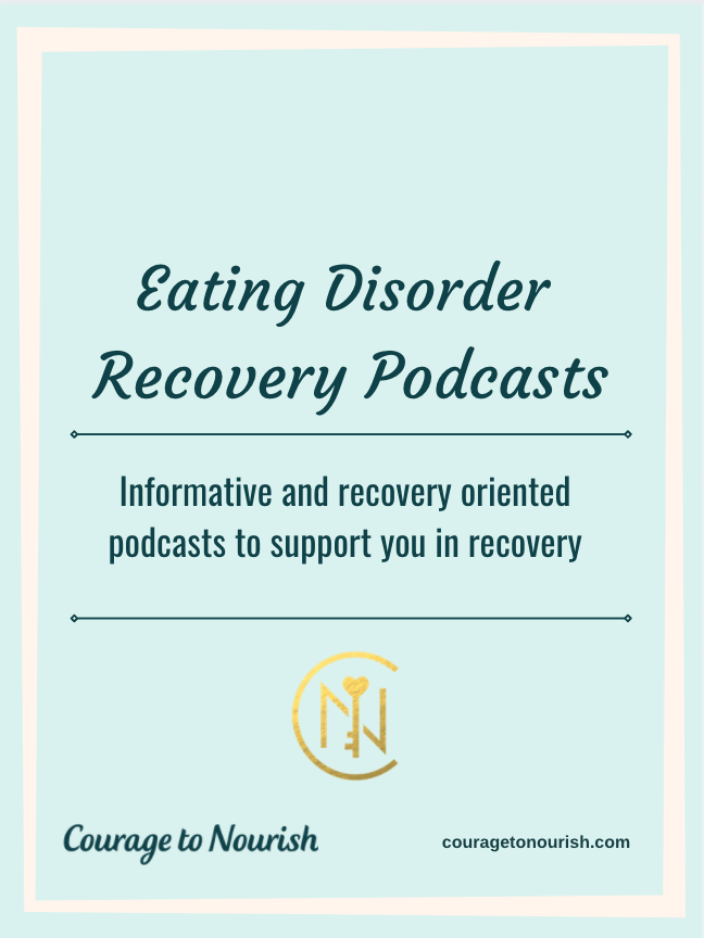 eating disorder podcasts